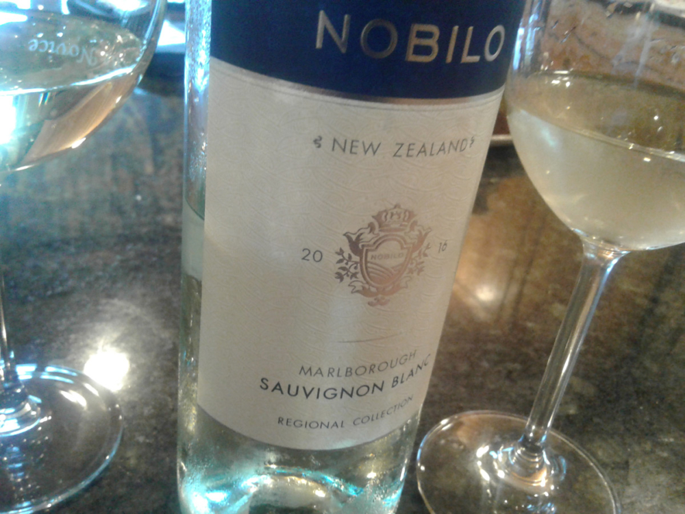 Nobilo Regional Collection Sauvignon Blanc 2016 ($13)