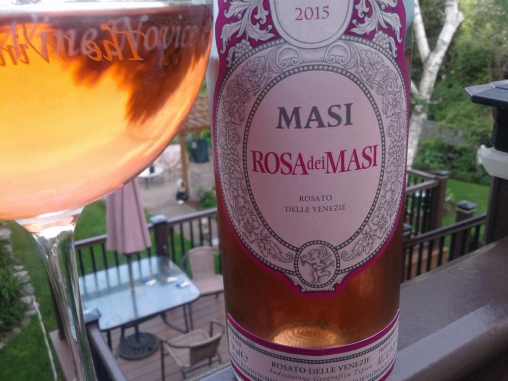 Rosa dei Masi from Italy s Veneto region